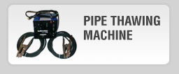 Pipe Thawing Machine Parts